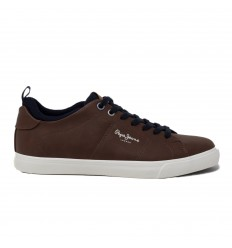 PEPE JEANS LONDON SNEAKER MARTON BROWN