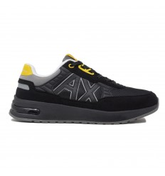 ARMANI EXCHANGE SNEAKER BLACK/ GREY