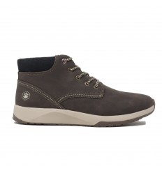 LUMBERJACK NANTES BROWN BLACK