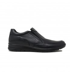 LUMBERJACK SERRA SLIP ON BLACK