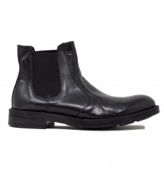 PAWELK'S BEATLES NAPPA NERO