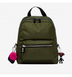 gum design zaino backpack nylon verde