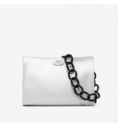 gum design pochette seven media bianco