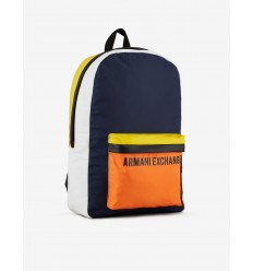 Armani Exchange Zaino Nylon Multi