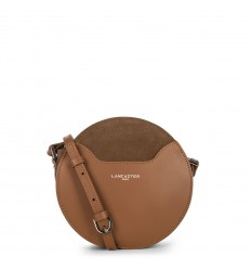 Lancaster circle bag vendome lune cuoio