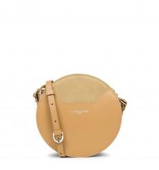 Lancaster circle bag vendome lune beige