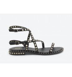 ASH sandal petra black