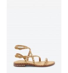 ASH sandal petra nude