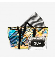 GUM DESIGN BORSA BIG BLACK FRIGO MARE