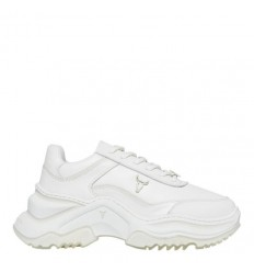 WINDSOR SMITH SNEAKER CHAOS BRAVE BIANCO