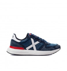MUNICH SNEAKER CANVAS NAVY