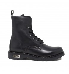 CULT MID 472 ANFIBIO LEATHER BLACK