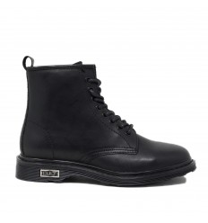 CULT MID 416 ANFIBIO LEATHER BLACK