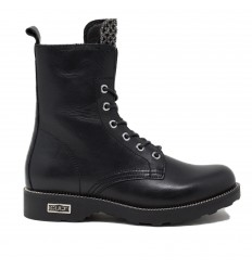 CULT MID 2684 ANFIBIO LEATHER BLACK