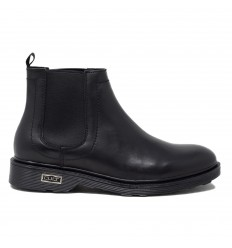 CULT MID 1334 BEATLES LEATHER BLACK