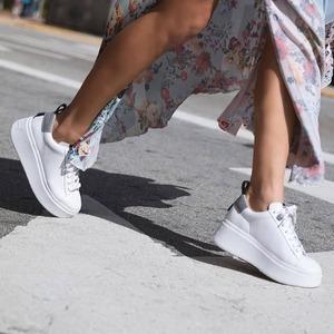 Indossale anche con un vestito 🌼 Sneakers con platform alto @ash!!