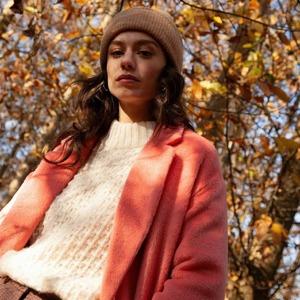 Domeniche autunnali 🍂 Cappottino #frenchparis disponibile in Store! Scopri la nostra selezione abbigliamento donna - SCONTO 20% 🔸