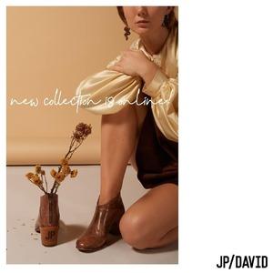 Scopri i nuovi tronchetti perfetti per questo periodo! 💞 New collection @jpdavid_shoes!