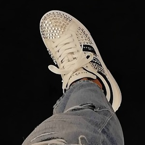New collection FW20-Man!! Sneaker borchiata @officialjohnrichmond 🔥 #newarrivals #newcollection #fw20man #sneakers #sneakersuomo #johnrichmond #conceptstore #castellanagrotte