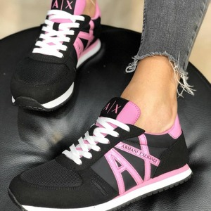 New sneakers Armani Exchange 💞 Scopri i quattro nuovi modelli in Store e Online! #sneakersdonna #shoes #fallwinter20 #newcollection